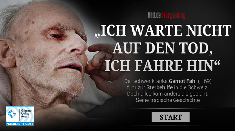 Teaser of Gernot Fahl from BILD.de